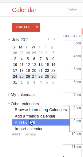 Sync Facebook birthdays with Google Calendar (2/2)